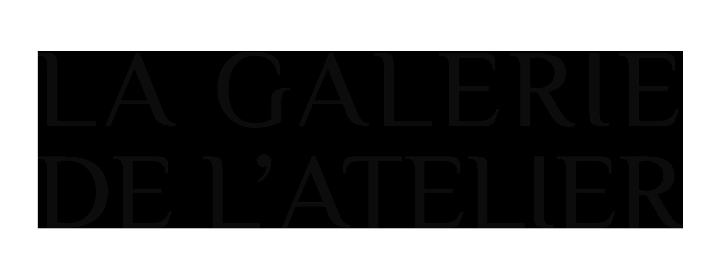 La Galerie de L'Atelier - Logo