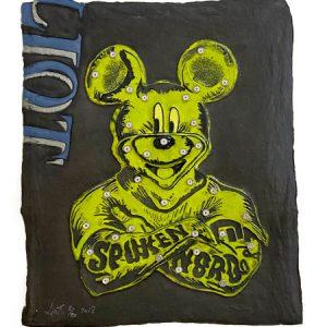 Eric Liot - Mickey vert