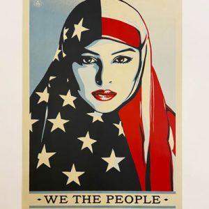 Shepard Fairey - We The people 2