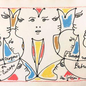 Jean Cocteau - L'europe
